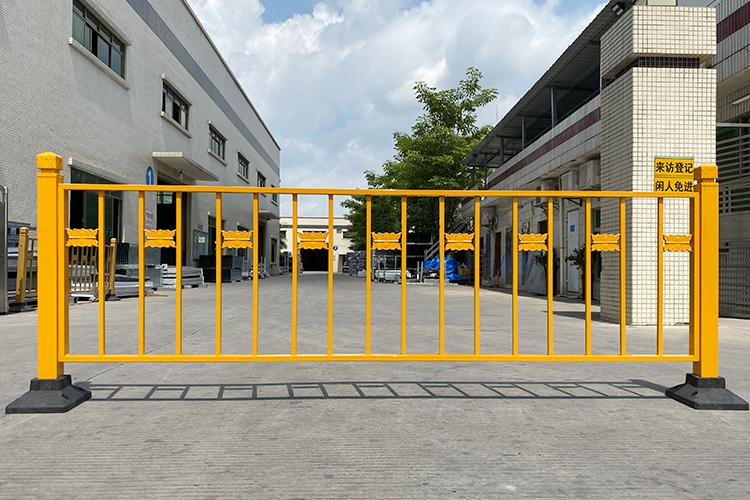 皇冠护栏(黄色)