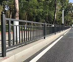 广州萝岗人行道路护栏