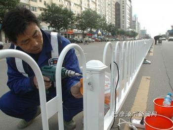市政道路护栏工程